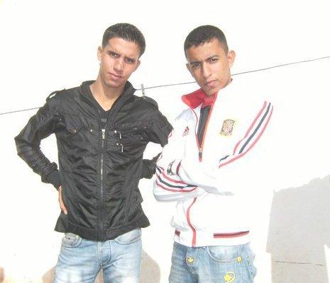 me and 3wina !!