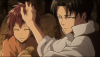 Levi a des moments tendre