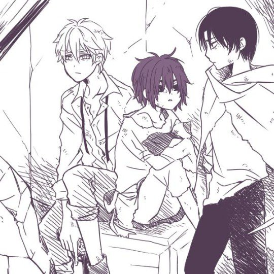 Le trio