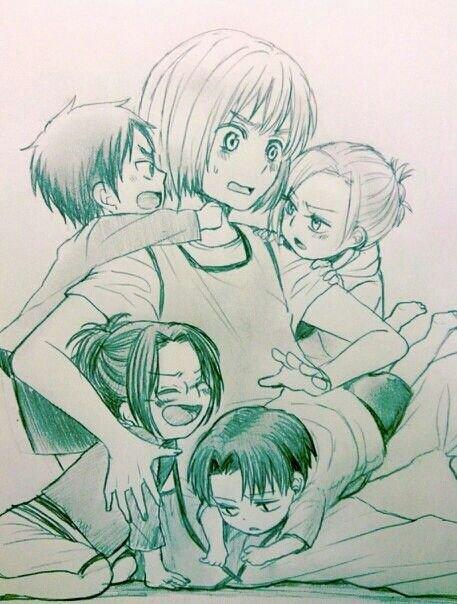 Joyeux anniversaire ma Rin -chan (I-said-Snk)