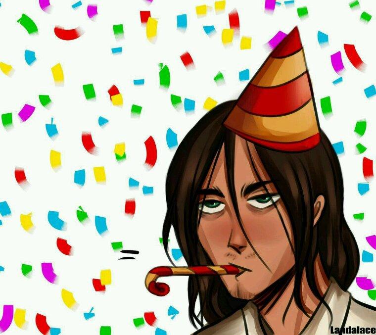 Bon anniversaire Akashi--chan !