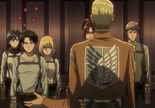 Erwin est tellement beaaaauuu