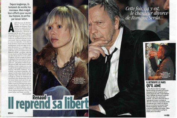 Renaud reprend sa liberté !!