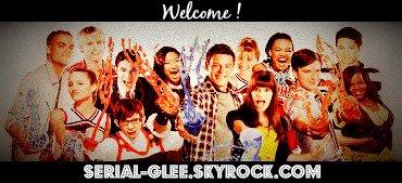 Bienvenue sur Serial-Glee !