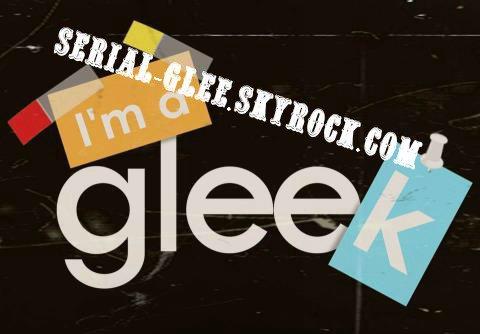 Mon histoire avec Glee