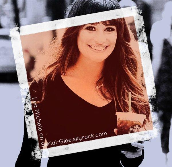 LOUDER (Lea Michele)