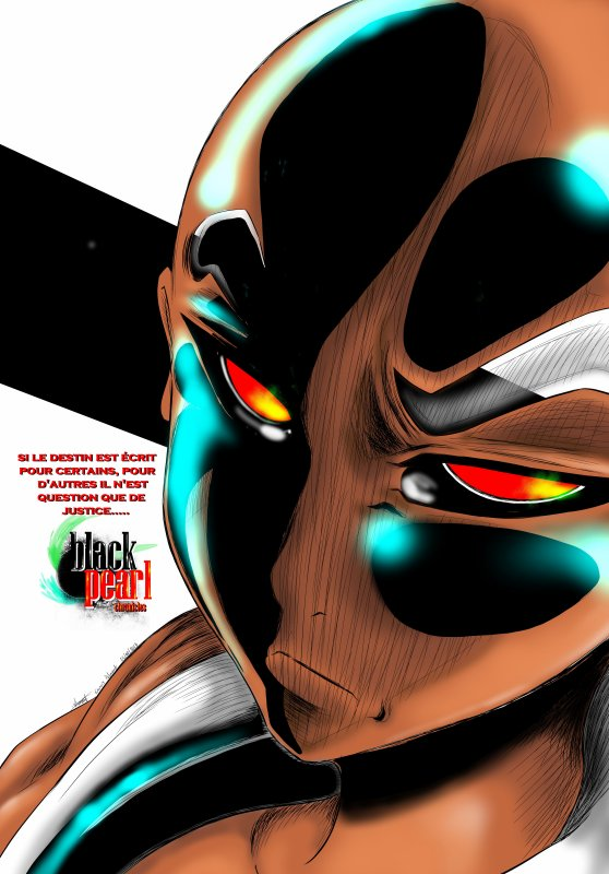 Mon Manga :  The black-pearl chronicles  ( partie 2 )