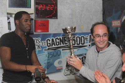 Jason Derulo dans la Radio Libre