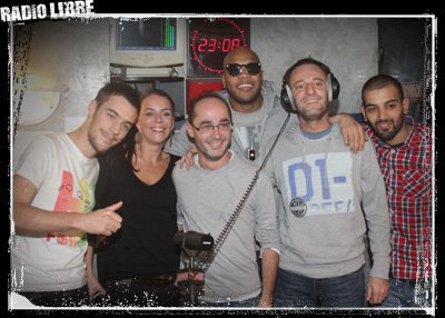 Flo Rida dans la Radio Libre