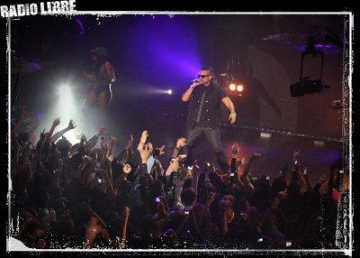 Les photos du concert de Sean Paul