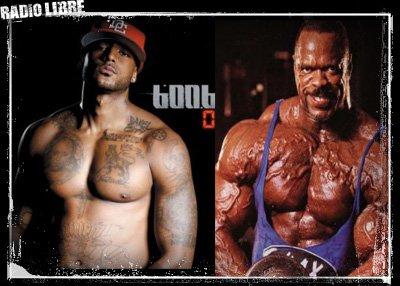 Le physique de Booba ou celui d'un bodybuilder  ?