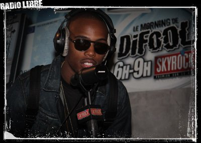 B.O.B dans la Radio Libre