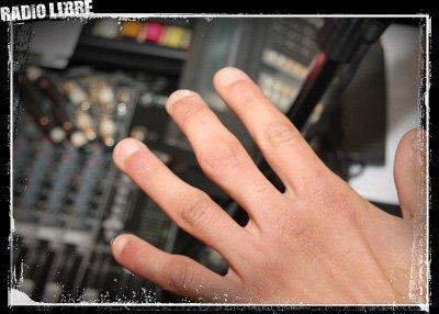 Le doigt de Karim