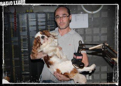 Romano avec Colin le chien de Priska !!!!