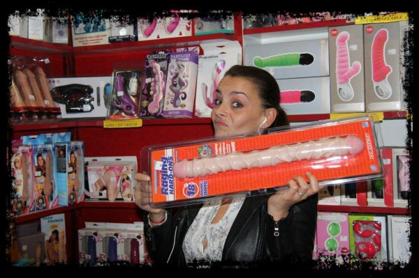 Adult toys go mainstream in major retailers