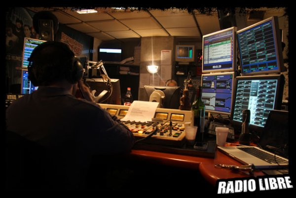 KESHA DANS LA RADIO LIBRE