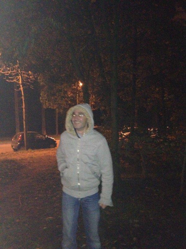 Romano et Cédric au Bois de Boulogne
