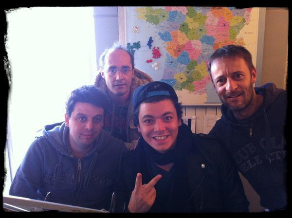 Kev Adams dans le Morning !!!