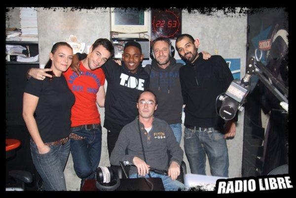 KENDRICK LAMAR DANS LA RADIO LIBRE
