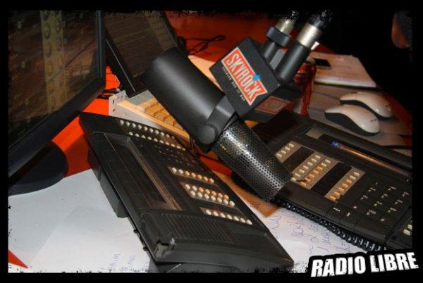 En mode galère dans la Radio Libre !!!!