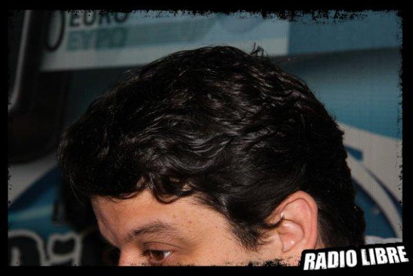 Les cheveux de Cédric le Belge.