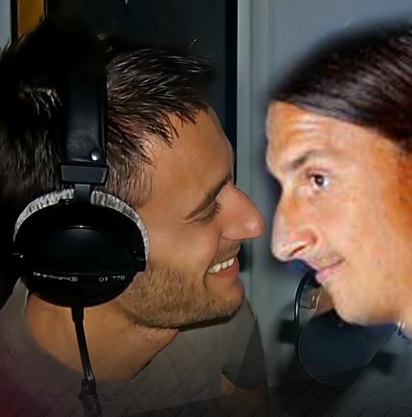 Le nez de Difool vs le nez de Zlatan !