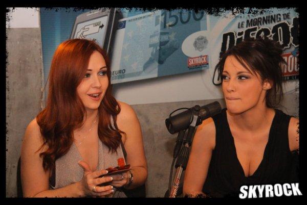 Nikita Bellucci et Angel Summers sur Skyrock