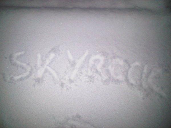 Vos SKYROCK dédicaces dans la Neige