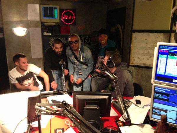 Les psy4 de la rime dans la radio libre