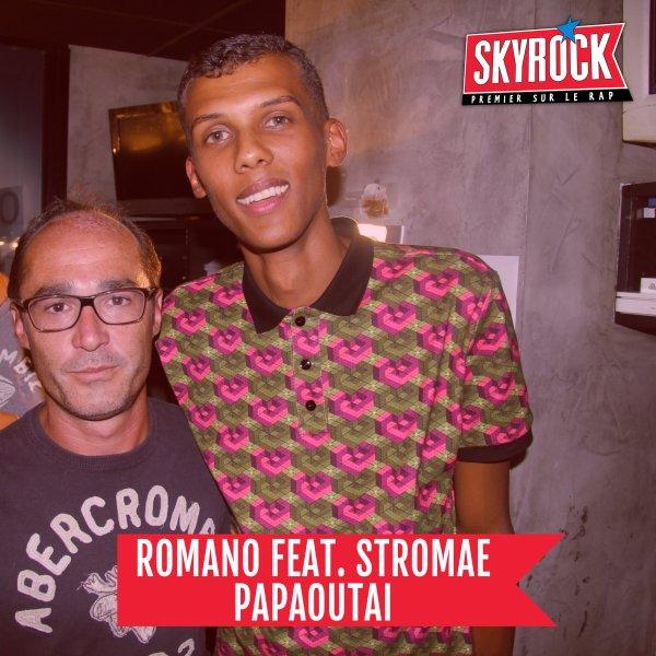 Stromae avec toute l'équipe