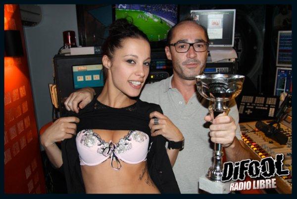 Victoire de Romano  au clash de la drague avec Nikita Bellucci