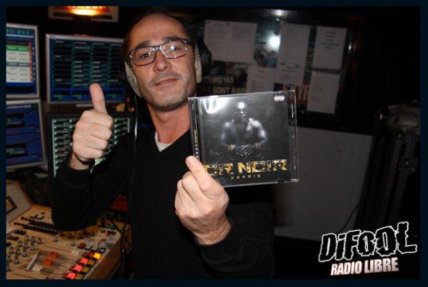 Kaaris dans la Radio Libre de Difool