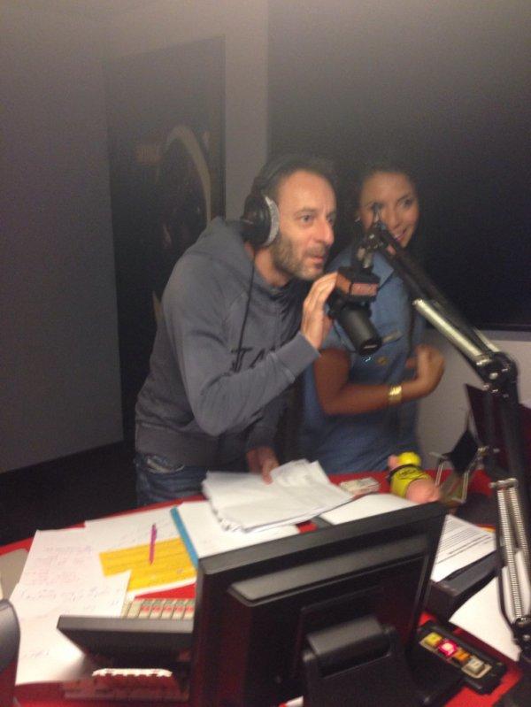 Zaho dans la radio libre de difool