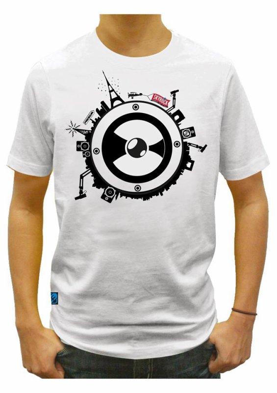 Gagne ton T-Shirt Skyrock dans la Radio Libre !