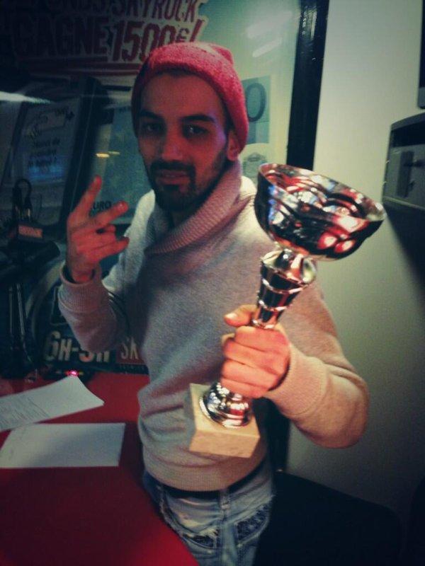 Victoire de Karim ce soir au Clash De La Drague !