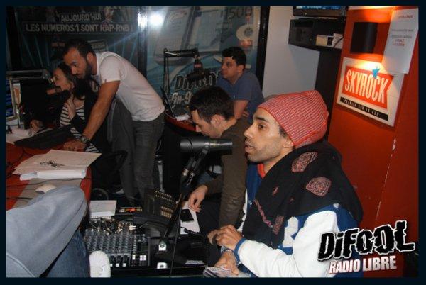 La Shtar Académy dans la Radio Libre de Difool !