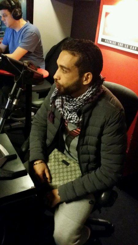 Mister You en direct dans la Radio libre