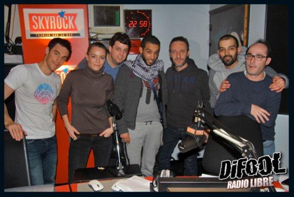 Mister You dans la Radio Libre De Difool