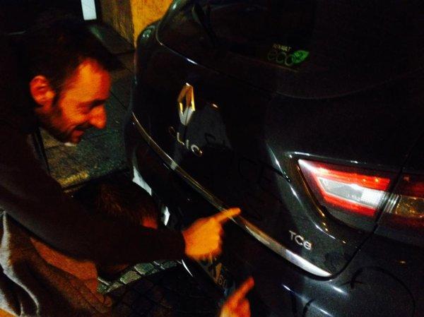 La blague de Difool sur la voiture de Cédric.