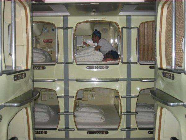 Le kiffe de Romano : dormir dans ce style d'hôtel