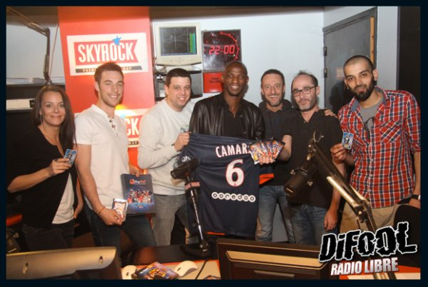 Zoumana Camara dans la Radio Libre de Difool !!!