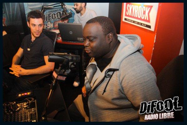 Issa Doubia dans la Radio Libre de Difool !!