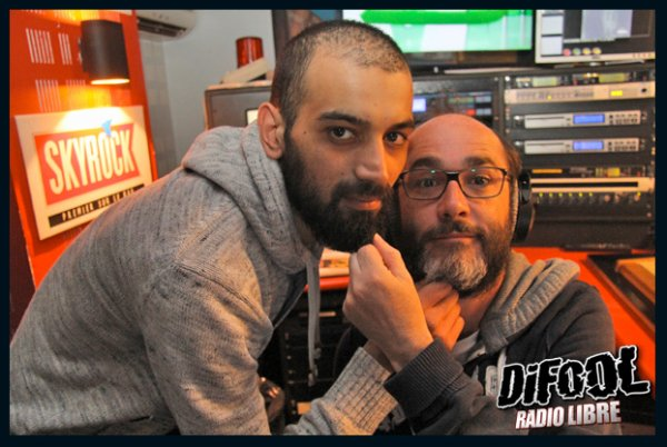 Le clan des barbus : Romano et Karim