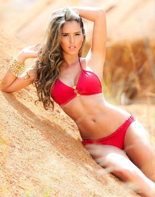 Voici les photos de Miss Coupe du monde : la colombienne Daniela Ocoro