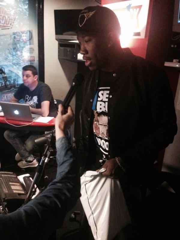 Mokobé dans la Radio Libre de Difool !
