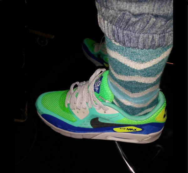 Les chaussures de T.I. ce soir dans la Radio Libre de Difool ! Vous en pensez quoi? #TISurSkyrock