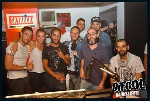 C'est reparti pour une nouvelle saison avec la Radio Libre de Difool  [ 21h -00h] Romano, Marie, Cédric Le Belge, Samy, Karim, Momo et vous tous !!