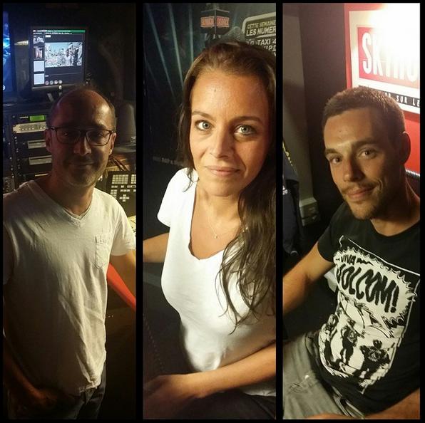 Le bronzage des membres de la Radio Libre ! Romano, Marie et Samy #RadioLibreDeDifool