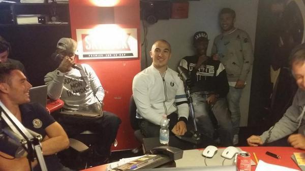 Maska x Black M x Docteur Bérize  en ce moment dans la #RadioLibreDeDifool