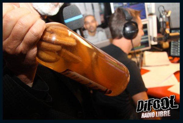 Le petit cadeau de Pierre Bellanger : A boire avec modération !